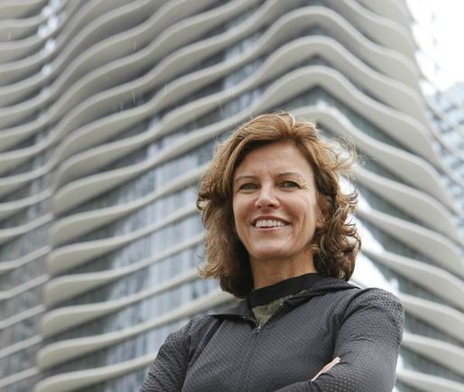 Juror and MacArthur Fellow Jeanne Gang, FAIA, of Studio Gang in Chicago