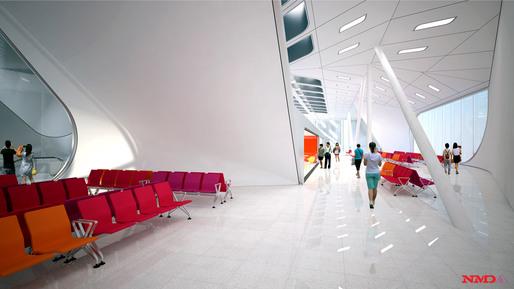 Terminal concourse (Image: NMDA)