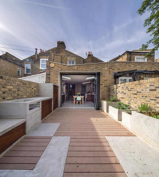 """Concrete House"", credit Simon Kennedy."