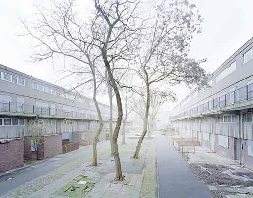 Winner of the Architecture and Place category: Simon Kennedy - Heygate Estate London