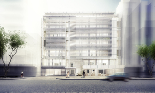 Leblon Offices - Richard Meier & Partners