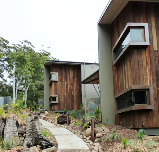Lamington National Park Gold Coast. Image Credit: DM2Architecture