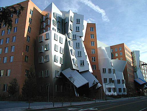 Frank Gehry, Stata Center