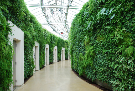 2014 Finalist of America's Best Public Restroom - Longwood Gardens in Philadelphia, Pennsylvania