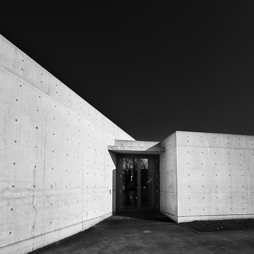 Vitra Conference Pavilion, Basel Germany. Architect Tadao Ando © Pygmalion Karatzas