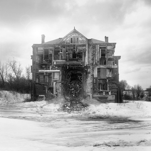 untitled (facade), 2010  Jim Kazanjian