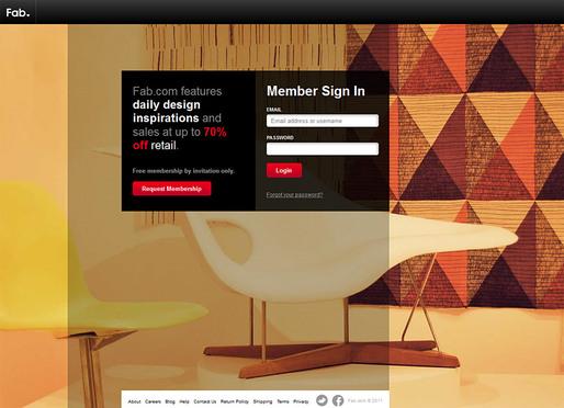 2011 (Bonus) Design Milestone: Fab.com