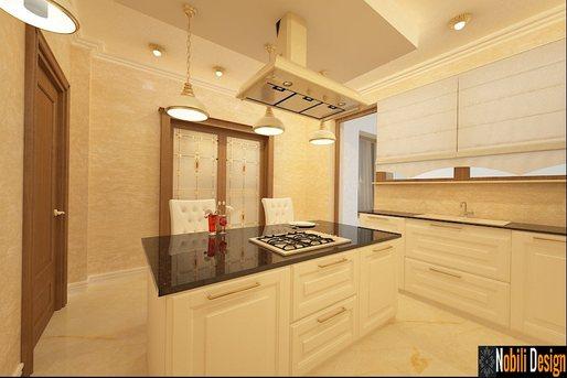 Build a classic style luxury kitchens-Nobili Interior Design