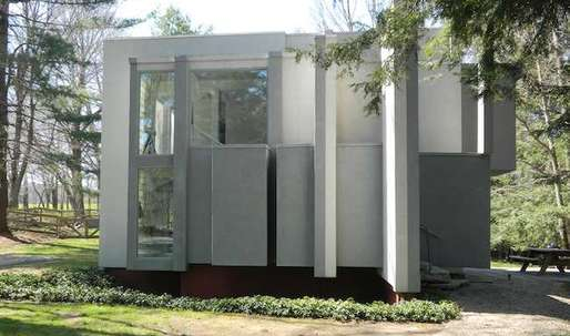 Eisenman's House VI, Venturi's Philadelphia House, and Louis Kahn's Esherick House all set to hit the market