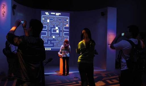 Do video games belong in fine art museum collections?
