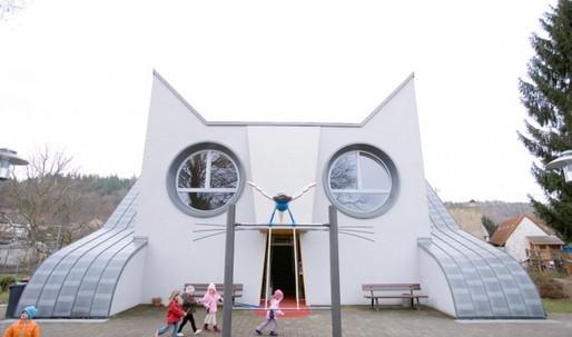 Animalistic Architecture