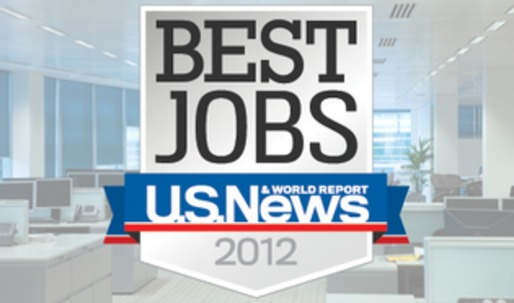 Best Jobs 2012: Architect. Really?