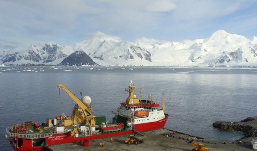 British Antarctic Survey announces construction partner to modernize UK polar research facilities