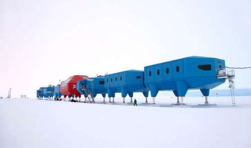 Halley VI Antarctic research station opens February 5
