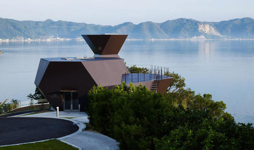 """Christopher Hawthorne's """"infatuation"""" with Toyo Ito"""