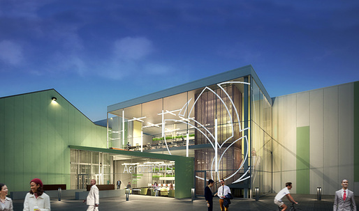 Newark to convert steel factory into worlds largest indoor vertical farm