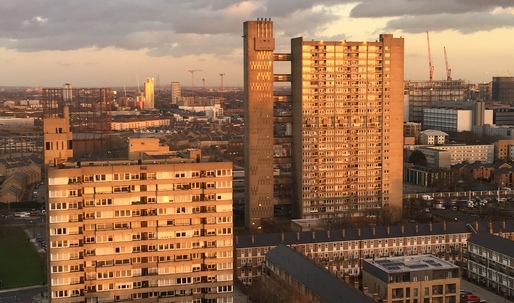 Stock bricks to Brutalism: housing design in Poplar
