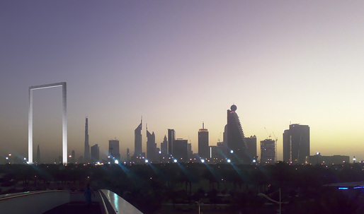 The conspicuous ethics of the Dubai Frame, opening date delayed to later this year