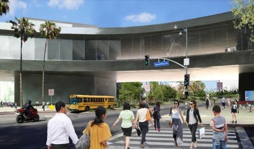 "Peter Zumthor didn't like his own ""conventional renderings"" for LACMA (and will release new images)"