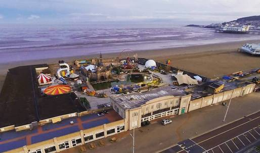 Dismaland, Banksys anti-capitalist art show, gave host town a £20M boost in tourism