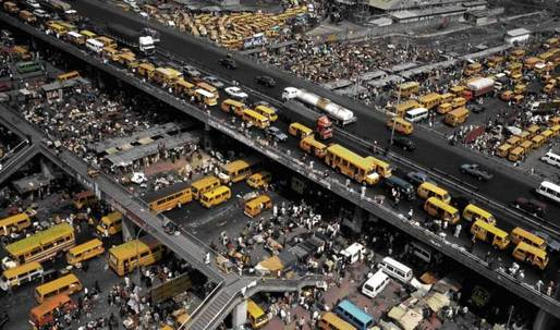 Koolhaas guides viewers through bustling Lagos in this interactive documentary