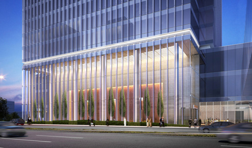 Goettsch Partners Designs New Bank Tower in Abu Dhabi