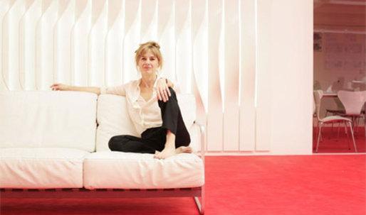 Amanda Levete, architect – portrait of the artist