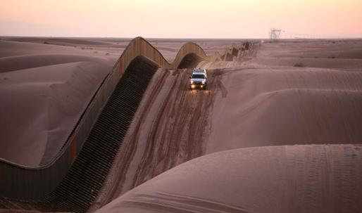 Trump administration to waive environmental rules and other laws to expedite border wall construction