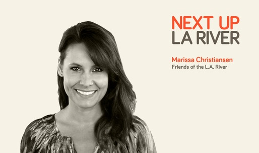 Listen to 'Next Up: The LA River' Mini-Session #2 with Marissa Christiansen, Senior Policy Director of Friends of the Los Angeles River