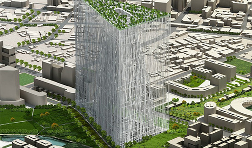 Uncertain future for Sou Fujimoto's Taiwan Tower