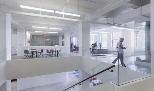 """Red Bulls INABA-designed office is the """"antithesis"""" of trendy workspaces"""