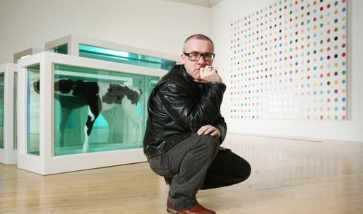 Damien Hirsts gallery development draws closer to completition