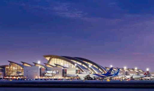 LAXs New Tom Bradley Terminal Receives LEED Gold Standard