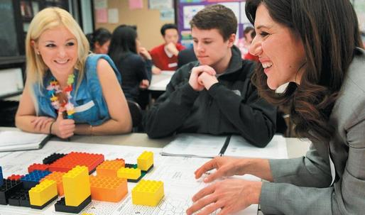 At Boston Latin School, urban planning 101 from the pros