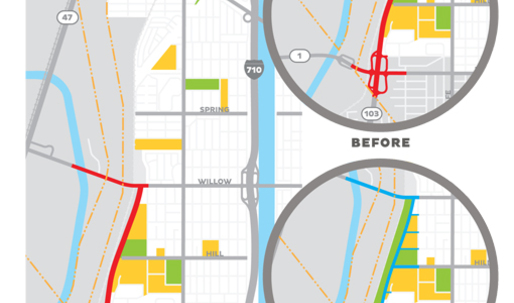 Long Beach Moves Forward on Southern California's First Freeway Removal Project