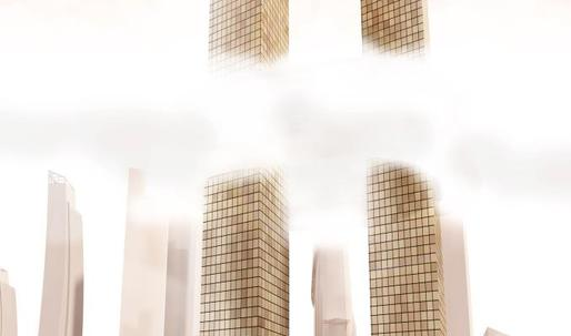MVRDV Responds to 9/11 References in Cloud Project