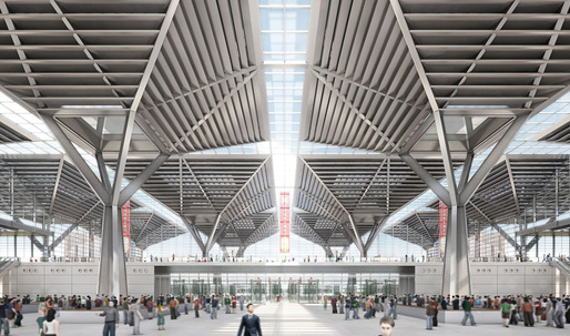 von Gerkan, Marg and Partners to Design Tianjin Exhibition Center