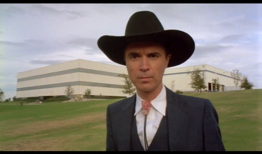 Pop Cultitecture: The Genius of David Byrne