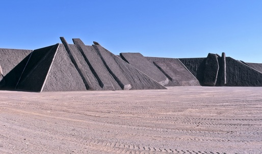 "#ProtectCity campaign launched in support of Michael Heizer's ""City"""