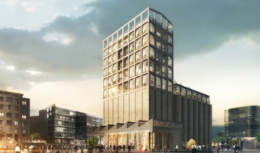 Cape Town to House New Contemporary Art Museum