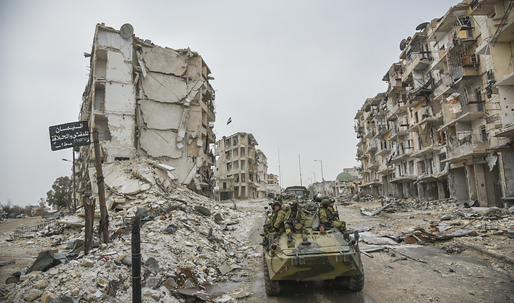 Eyal Weizman uses architectural evidence to investigate bombings in Syria
