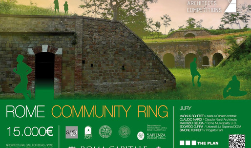 Don't forget to register for YAC's Rome Community Ring competition