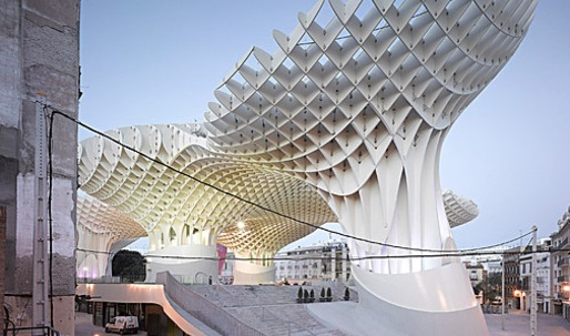Video: The making of the Metropol Parasol