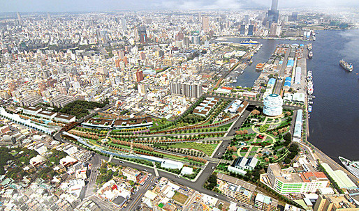 AGER Group's Winning Kaohsiung Port Station Proposal