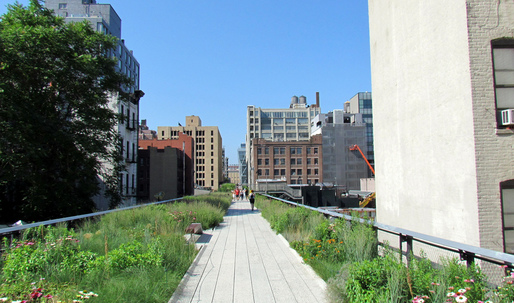 """Ultimately, we failed""—Robert Hammond, co-founder of the High Line, on the parks relationship to the Chelsea community"