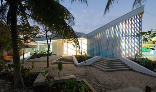 MASS Design Group's new Open-Air Clinics in Haiti, reviewed by Michael Kimmelman