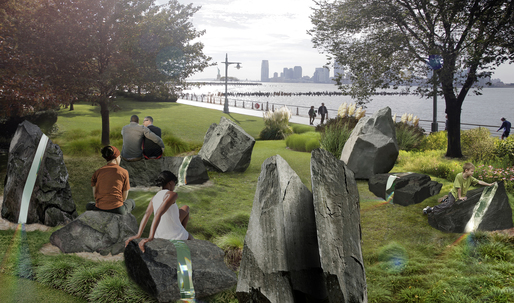 Winning design for NYC's first official LGBTQ monument is revealed