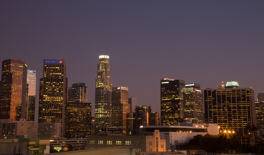 A remarkable time lapse video of Los Angeles