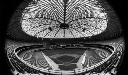 The Astrodome: The Worlds Largest Indoor Garden?