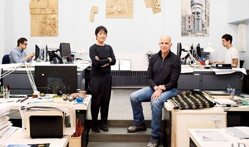 Charlie Rose interviews Tod Williams & Billie Tsien tonight